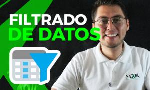 Curso Online Excel FILTRADO DE DATOS