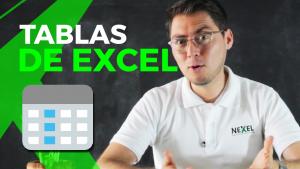 Curso Online Excel TABLAS
